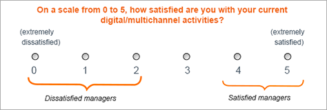 Multichannel Activities Satisfaction scale
