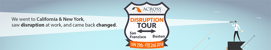 Healthcare Disruption Tour