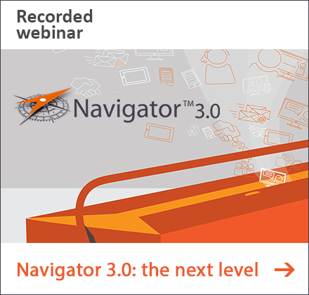 Recorded Webinar: Navigator 3.0: taking channel insights to the next level