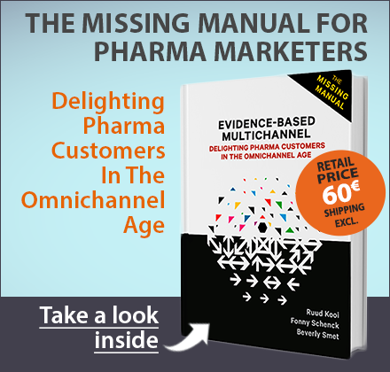 The Missing Manual for pharma Marketers