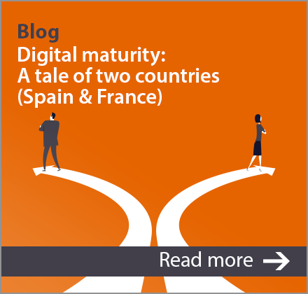 Last blog post on Digital maturity